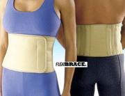 Flexibrace Abdominal Binder / Abdominal Hernia Reduction Device Universal Size