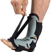 Ortho Depot AFO Tendonitis  Adjustable Dorsal Plantar Fasciitis Night Splint Brace