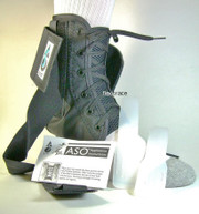 ASO Ankle Brace With Plastic Inserts
