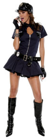 POLICE PLAYMATE