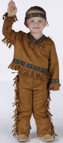 AMERICAN INDIAN BOY CHILD