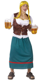 BEER GIRL MALE ADULT