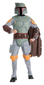 BOBA FETT CHILD DELUXE