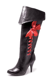 BOOT PIRATE W RIBBONS