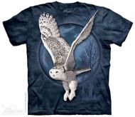 SNOW OWL MOON