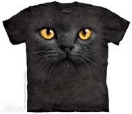 BIG FACE BLACK CAT