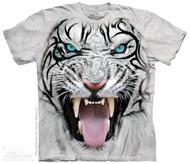 BIG FACE TRIBAL W TIGER