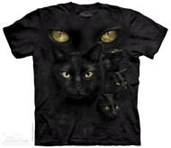 BLACK CAT MOON  EYES