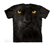 BLK PANTHER FACE - CH