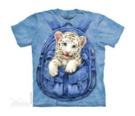 BACKPACK WHITE TIGER - CH
