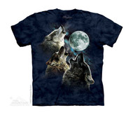 3 WOLF MOON IN BLUE - CH-S