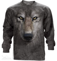 WOLF FACE - LS