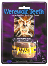TEETH WEREWOLF