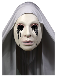 AHS Asylum Nun Dlx Ltx Mask