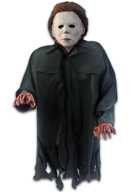 Hanging Prop of Michael Myers from Halloween II