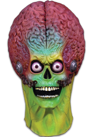 Mars Attacks Soldier Dlx Mask