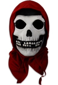 Misfits The Fiend Mask Red Hood