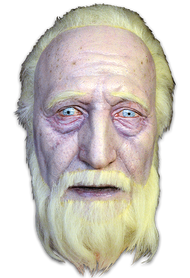 TWD Hershel Severed Head Prop