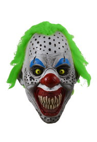 American Horror Story Cult - Holes Clown Deluxe Latex Mask