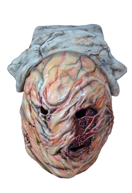 Front View of Silent Hill Nurse Deluxe Latex Mask