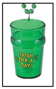 BEADS ST PATS GLASS