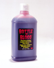 BLOOD PINT PLASMA BOTTLE