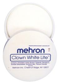 CLOWN WHITE LITE 8 OZ