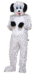 DALMATION DOTTY THE MASCOT