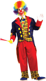 CHECKERS THE CLOWN ADULT