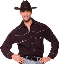 COWBOY SHIRT MALE XL