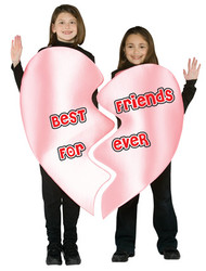 BEST FRIENDS FOREVER HEART CH.