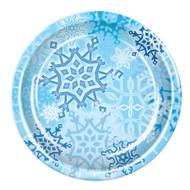 SNOWFLAKE PLATES