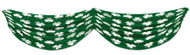 SHAMROCKS FABRIC BUNTING