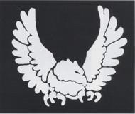 STENCIL EAGLE BRASS