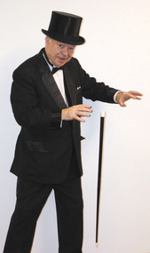CANE DANCING MAGIC
