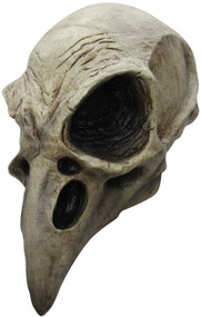 CROW SKULL ADULT LATEX MASK