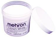 CLOWN WHITE 16 OZ
