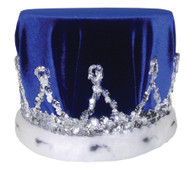 CROWN SEQUIN WITH TURBAN