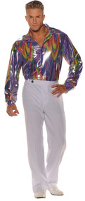 DISCO SHIRT ADULT