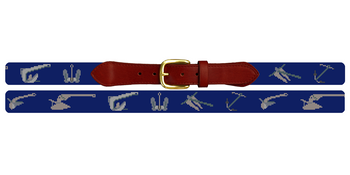 Anchor Needlepoint Belt