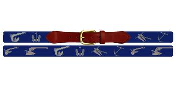 Anchor Needlepoint Belt