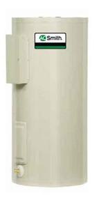 A O Smith Del 50 Water Heater 50 Gallon Commercial