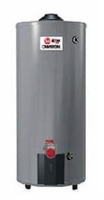Rheem G100-80 Water Heater - 100 Gallon Commercial Gas 80,000 BTU