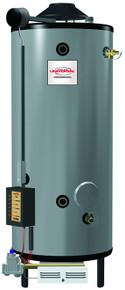 Rheem G91-200 Universal Gas Commercial Water Heater 91 Gallon 199,900 BTU