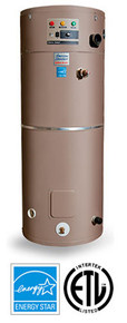 American Standard HE-70-125-NG High Efficiency Water Heater - 70 Gallon Commercial Gas 125,000 BTU