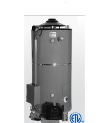 American Standard ULN 80-199 AS  Water Heater - 80 Gallon Commercial Gas 199,000 BTU - 4 Year Warranty.  ULN Models intended for CALIFORNIA and TEXAS
