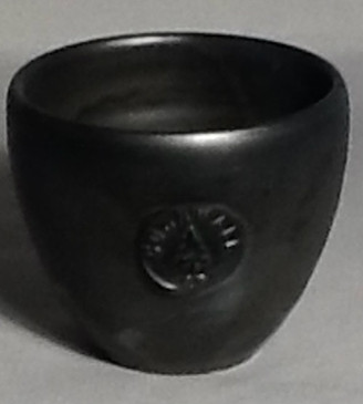 Cornwall Commemorative Teabowl-BLACK