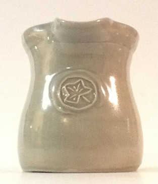 Maple Syrup Pitcher-Celadon