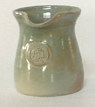 Maple Syrup Pitcher-Green