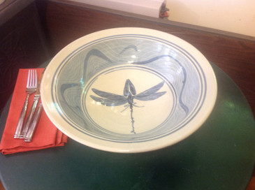 Large Serving Bowl-SOLD! 2